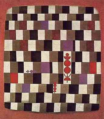 Paul Klee - Super Chess